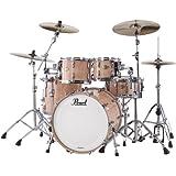 Pearl MCX924XP/C MCX 4-Piece Drum Set - Natural Birdseye Maple