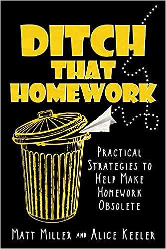 Parents Wonder Why So Much Homework >> Amazon Com Ditch That Homework Practical Strategies To Help Make
