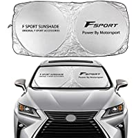 Mynew Car Windshield Sun Shade Cover for Lexus RX350 UX200 NX300 IS300 ES350 GS350 GX460 LX570 RC300 LC500 Auto…