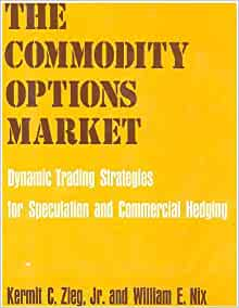 Commodities options trading strategies