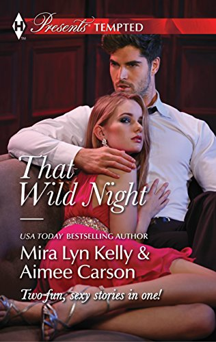 book cover of That Wild Night
