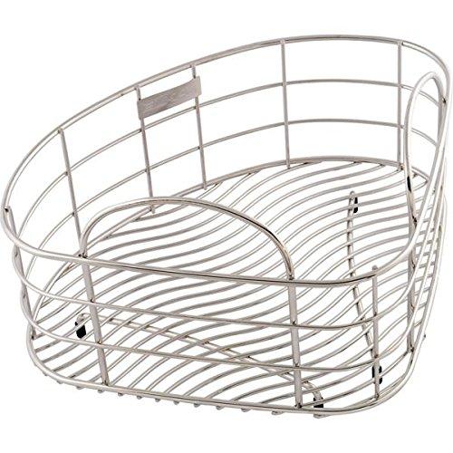 Elkay LKWRB1111SS Rinsing Basket, 11 x 11, Stainless Steel