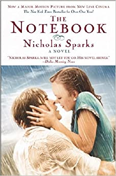 an analysis of the novel the notebook by nicholas sparks The official website of nicholas sparks, american novelist, screenwriter and producer he has seventeen published novels as of september 2013 plus one non-fiction eight have been adapted to films, including: message in a bottle, a walk to remember, the notebook, nights in rodanthe, dear john, the last song, the lucky one, safe haven, and most recently the longest ride.