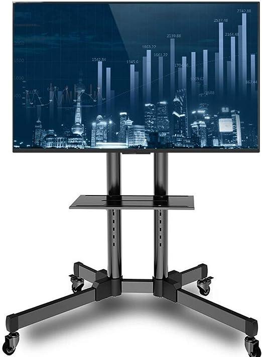 WSJTT Carro móvil de TV Caja de laminación de TV con Capacidad for ...