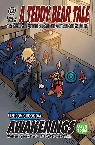 Teddy Bear Tale Awakenings Comic ebook product image