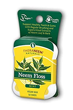 Organix South - TheraNeem Naturals Neem Floss Cinnamon - 50 Yard(s) 666183179201