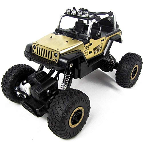 STOTOY Electric RC Car Offroad 2.4Ghz 2WD High Speed 18MPH Remote Controlled Car