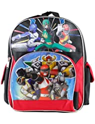 Power Ranger Super Legends Toddler 12 Backpack