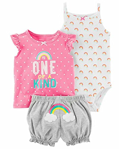 Narcos Costumes - Princess 3 Pieces Infant Girls Clothes