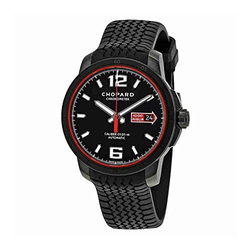 Chopard Mille Miglia GTS Automatic Black Dial Mens Watch (Chopard Mille Miglia)