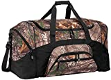 Joe's USA Realtree Xtra Camo Pattern Rugged Outdoors Duffel Bag. For Sale