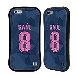 Best SAUS iPhone 6 Cases - Official Atletico Madrid Saúl Ñíguez 2017/18 Players Third Review