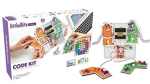 littleBits Education Code Kit [並行輸入品] B0784Q2PXP