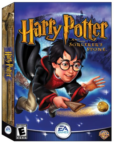 Click for larger image of Harry Potter and the Sorcerer's Stone - PC
