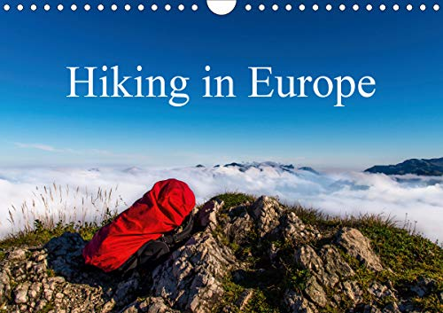 Hiking in Europe 2020: Pictures from the Alps, the Vosges, the Elbe Sandstone Mountains and the Hadrian's Wall (Calvendo Nature) (Sandstone Wall)