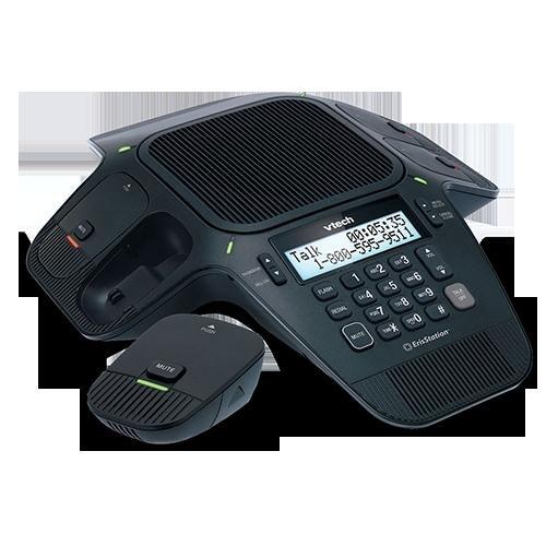 (VTECH VCS704 ErisStation Conference Phone with Wireless Mics)
