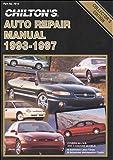 Chilton's Auto Repair Manual, 1993-97 - Perennial Edition (Chilton Service Manuals) offers