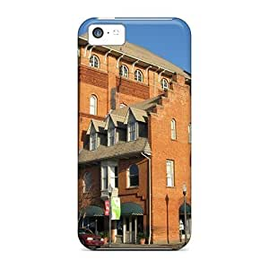 Diy iphone 5 5s case Awesome Design Old Hotel Hard Case Cover For iPhone 5 5S