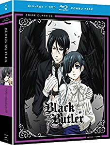 Black Butler: Complete First Season: Classic [Blu-ray/DVD Combo] from Funimation