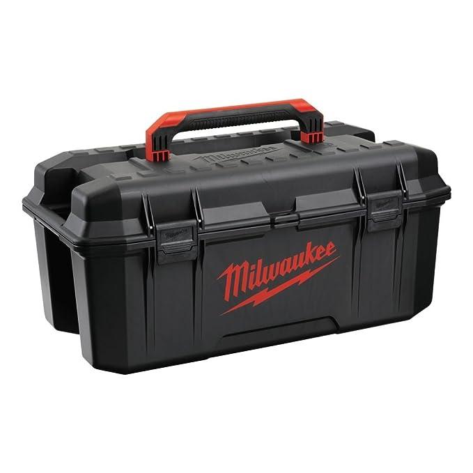 Milwaukee 66,04 cm caja de herramientas: Amazon.es: Bricolaje y ...