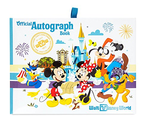 (Walt Disney World Four Parks Mickey Mouse Official Autograph)