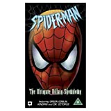Spider-Man - the Ultimate Villain Collection [VHS] [Import anglais]