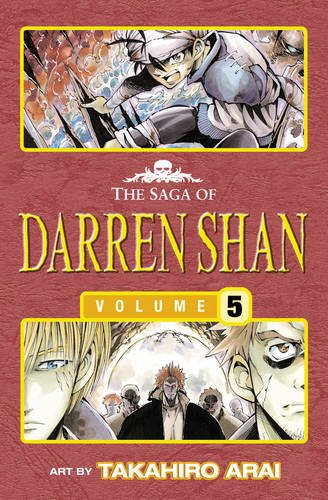 """The Saga of Darren Shan (5) - Trials of Death"" av Darren Shan"