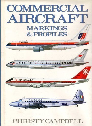 Commercial Aircraft Markings & Profiles (Commercial Aircraft)