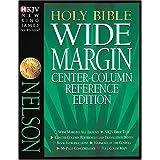 Holy Bible Wide Margin Center-Column Reference Edi