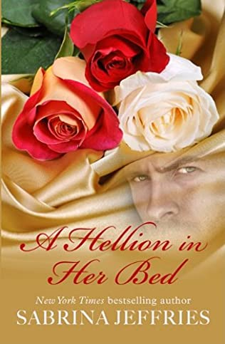 book cover of A Hellion in Her Bed
