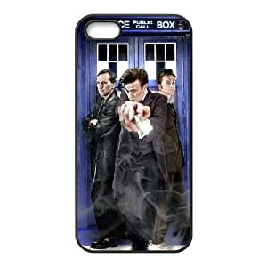 iPhone 5 5s Cell Phone Case Black Doctor Who Zfho