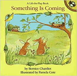 Image result for something is coming book bernice chARDIET