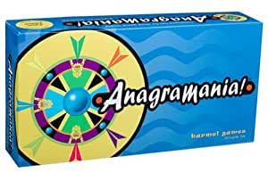 Anagramania Junior Edition Board Game