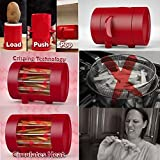#1: Potatoes Maker French Fries Maker Potato slicers French Fries Cutter Machine & Microwave Container 2-in-1,No Deep-Fry To Make Healthy Fries.
