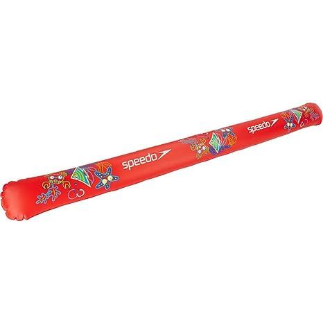 Speedo Sea Squad Inflatable Noodle Churro, Unisex, Rojo Lava, Talla Única (2 - 6 años)