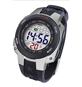 Waooh - Reloj XinJia LCD XJ-782 Silver