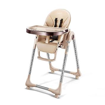 Silla Alta para bebé - Mesa Plegable Multifuncional para ...