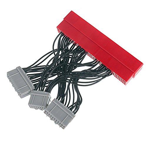 DOXINGYE OBD2B TO OBD1 Replace ECU Jumper Conversion Wiring Harness Jumper Adapter Wire For HONDA ACURA - Ecu Wiring