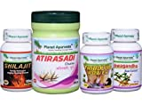 Tribulus Power Pack for Enhanced Sexual Power - Ayurvedic Remedy by Planet Ayurveda (in USA)