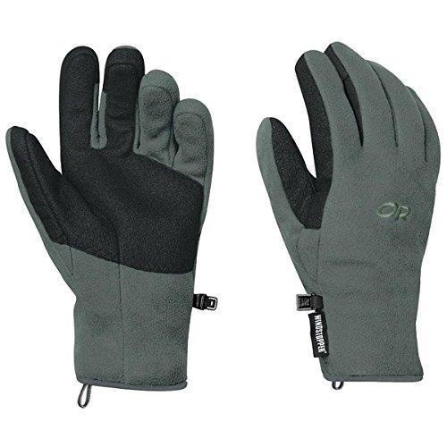 Outdoor Research Men's Gripper Gloves, Foliage Green, Medium