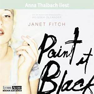 Paint it black Hörbuch