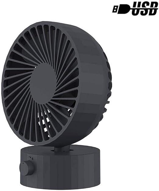 Ventilador USB Silencioso- Ligero y Portatil- Mini Ventilador de ...