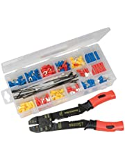 Silverline 457054 271 pc  Crimping Tool Set