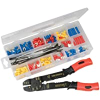 Silverline 457054 271 pc  Crimping Tool Set