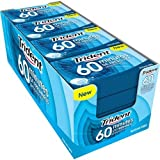 Trident - Chicle Sin Azúcar Menta 60 Minutes 20 gr. - [Pack 16]