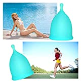 Menstrual Cups Multi Pack Heavy Flow Flexible