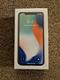 Apple iPhone X 64GB 5.8'' Super Retina Display T-Mobile GMS Silver