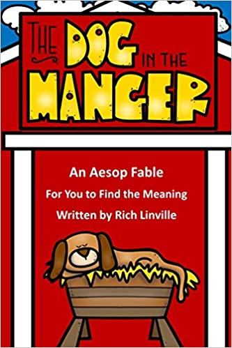 Buy The Dog in the Manger an Aesop Fable for You to Find the Meaning