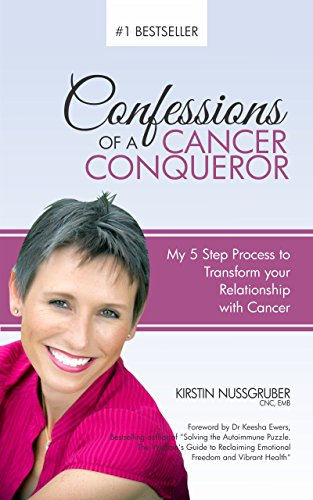 Confessions of a Cancer Conqueror: My 5 Step Process to Transform Your Relationship with Cancer