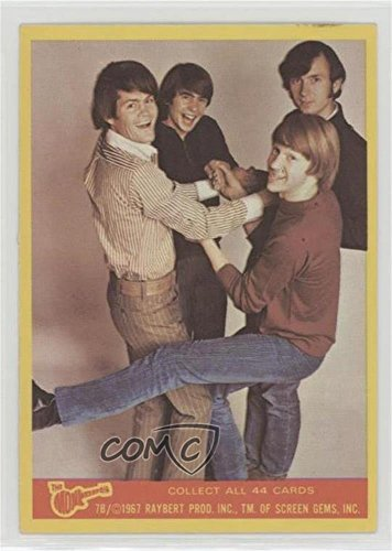 The Monkees (Trading Card) 1967 Donruss The Monkees Series B - [Base] #7B ()